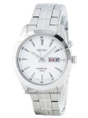 Seiko Kinetic 100M SMY101 SMY101P1 SMY101P Men's Watch