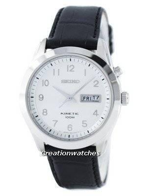 Seiko Kinetic 100M SMY109 SMY109P1 SMY109P Men's Watch