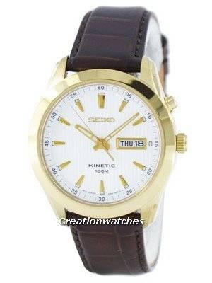 Seiko Kinetic 100M SMY110 SMY110P1 SMY110P Men's Watch