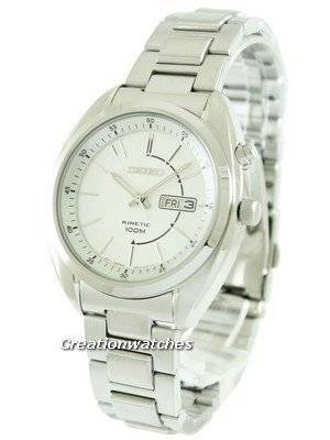 Seiko Kinetic SMY117 SMY117P1 SMY117P Men's Watch
