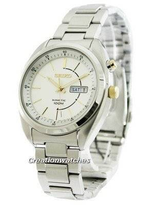 Seiko Kinetic SMY125P1 SMY125P SMY125 Men's Watch