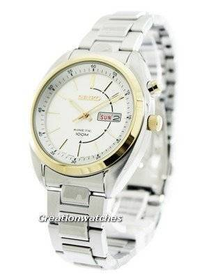Seiko Kinetic SMY130P1 SMY130P SMY130 Men's Watch