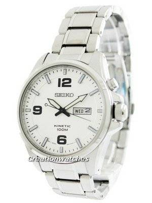 Seiko Kinetic SMY135 SMY135P1 SMY135P Men's Watch