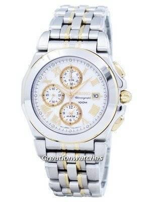 Seiko Chronograph Quartz SNA526 SNA526P1 SNA526P Men's Watch