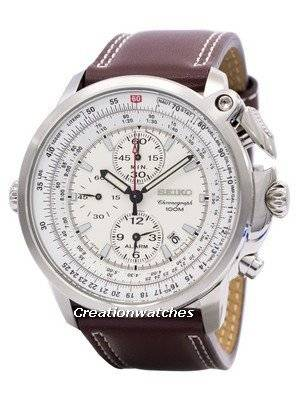 Seiko FLIGHTMASTER Pilot Chronograph SNAB71 SNAB71P1 SNAB71P Men's Watch