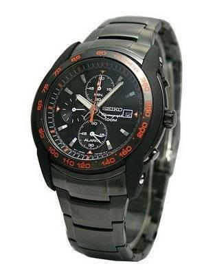 Seiko Alarm Chronograph SNAB97P1 SNAB97P SNAB97 Men's Watch