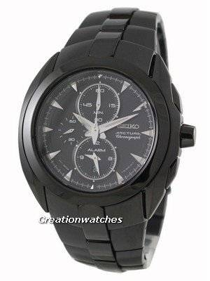 Seiko Arctura Alarm Chronograph SNAD11P1 SNAD11P Men's Watch