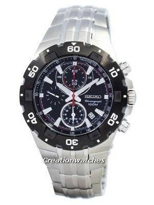 Seiko Alarm Chronograph SNAD35P1 SNAD35 SNAD35P Men's Watch