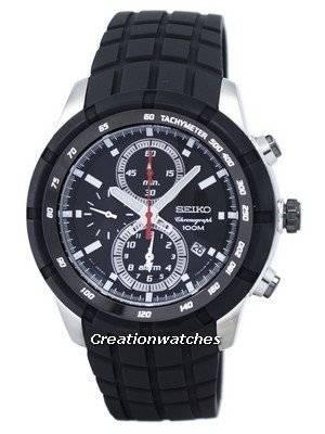 Seiko Alarm Chronograph SNAD95 SNAD95P1 SNAD95P Men's Watch