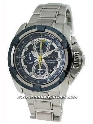 Seiko Velatura Chronograph SNAE19P1 SNAE19 SNAE19P Men's Watch