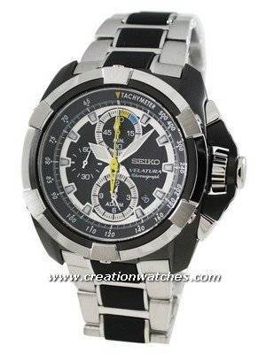 Seiko Velatura Chronograph SNAE21P1 SNAE21P SNAE21 Men's Watch
