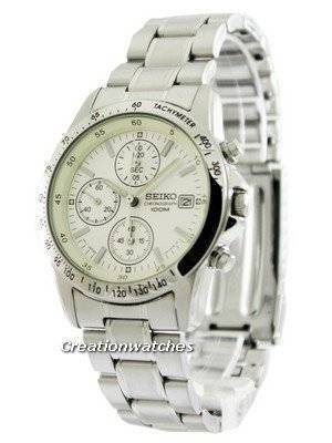 Seiko Chronograph SND363P1 SND363P SND363 Men's Watch