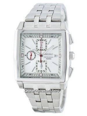 Seiko Quartz Chronograph SND759 SND759P1 SND759P Men's Watch