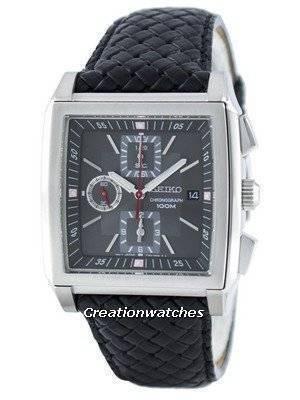 Seiko Quartz Chronograph SND765 SND765P1 SND765P Men's Watch