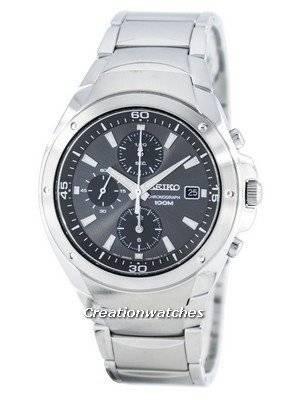 Seiko Quartz Chronograph SND779 SND779P1 SND779P Men's Watch