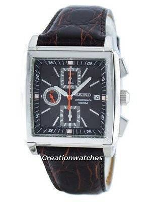 Seiko Quartz Chronograph SNDA09 SNDA09P1 SNDA09P Men's Watch