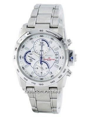 Seiko F1 Honda Racing Team Quartz Chronograph SNDA45 SNDA45P1 SNDA45P Men's Watch
