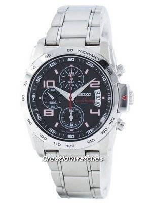 Seiko F1 Honda Racing Team Quartz Chronograph SNDA53 SNDA53P1 SNDA53P Men's Watch