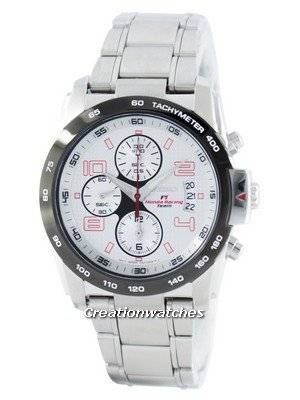 Seiko F1 Honda Racing Team Quartz Chronograph SNDA55 SNDA55P1 SNDA55P Men's Watch
