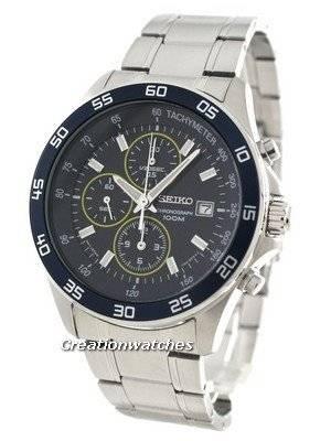 Seiko Chronograph Multi Function Sports SNDA73P1 SNDA73P SNDA73 Men's Watch