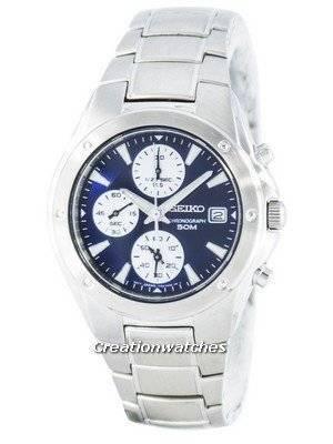 Seiko Quartz Chronograph SNDA97 SNDA97P1 SNDA97P Men's Watch