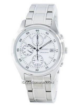 Seiko Quartz Chronograph SNDB07 SNDB07P1 SNDB07P Men's Watch