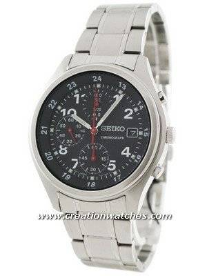 Seiko Chronograph SNDB31P1 SNDB31P SNDB31 Men's Sports Watch