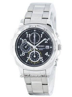 Seiko Quartz Chronograph SNDB39 SNDB39P1 SNDB39P Men's Watch