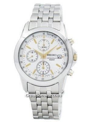 Seiko Chronograph SNDC11 SNDC11P1 SNDC11P Men's Watch