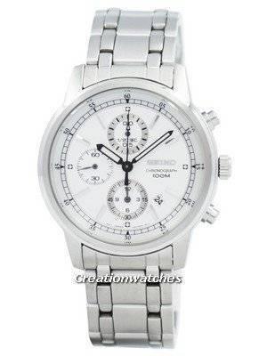 Seiko Chronograph SNDC25 SNDC25P1 SNDC25P Men's Watch