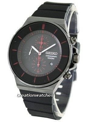 Seiko Neo Sport Chronograph SNDD61 SNDD61P1 SNDD61P Men's Watch