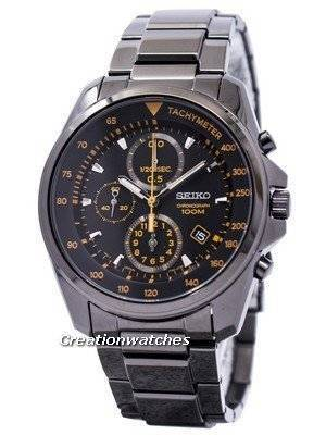 Seiko Quartz Chronograph SNDD65 SNDD65P1 SNDD65P Men's Watch