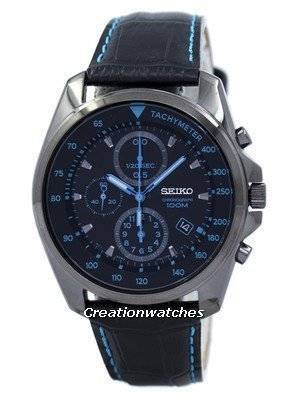 Seiko Quartz Chronograph SNDD71 SNDD71P1 SNDD71P Men's Watch