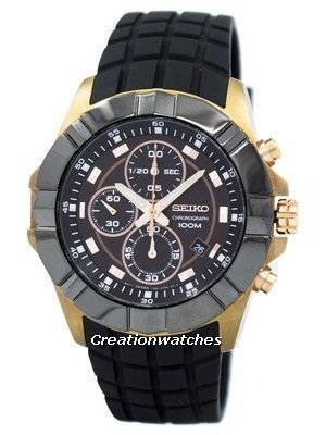 Seiko Lord chronograph SNDD80 SNDD80P1 SNDD80P Men's Watch