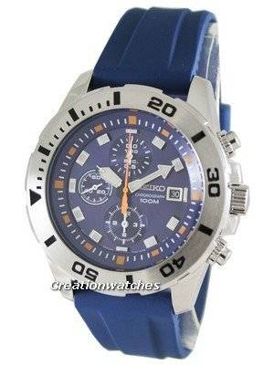 Seiko Chronograph SNDE03 SNDE03P1 SNDE03P Men's Watch