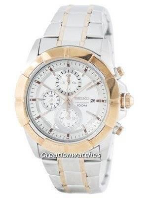 Seiko Lord Quartz Chronograph SNDE72 SNDE72P1 SNDE72P Men's Watch