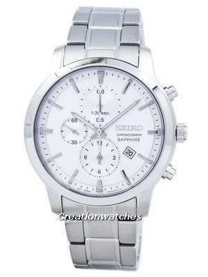 Seiko Neo Sports Chronograph Quartz SNDG65 SNDG65P1 SNDG65P Men's Watch