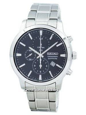 Seiko Neo Sports Chronograph Quartz SNDG67 SNDG67P1 SNDG67P Men's Watch