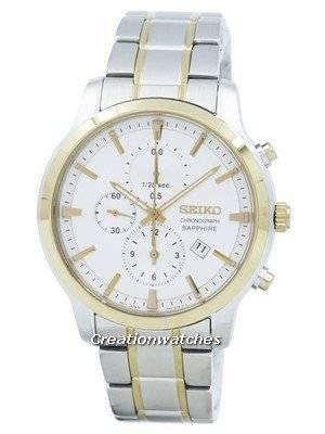 Seiko Classic Chronograph Quartz SNDG68 SNDG68P1 SNDG68P Men's Watch