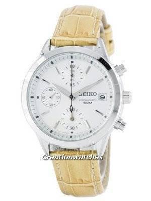 Seiko Quartz Chronograph SNDY35P2 Men's Watch