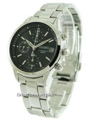 Seiko Chronograph SNDY39P1 SNDY39P Women's Watch