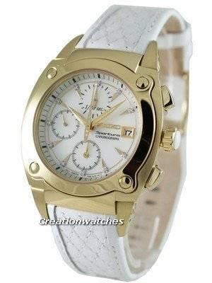 Seiko Sportura 11 Diamond Ladies Watch SNDZ82P1 SNDZ82
