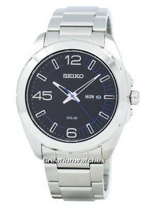 Seiko Solar SNE277P2 Men's Watch