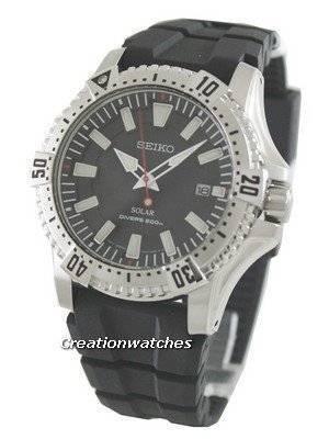 Seiko Solar Divers SNE293P2 Men's Watch