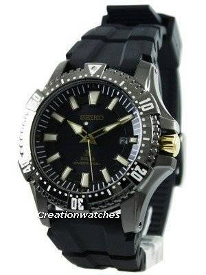 Seiko Prospex Solar Diver's 200M SNE373 SNE373P1 SNE373P Men's Watch