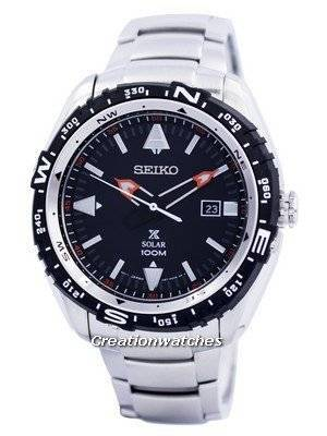 Seiko Prospex Land Solar Powered 100M SNE421 SNE421P1 SNE421P Men's Watch