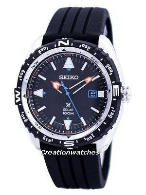 Seiko Prospex Land Solar Powered 100M SNE423 SNE423P1 SNE423P Men's Watch