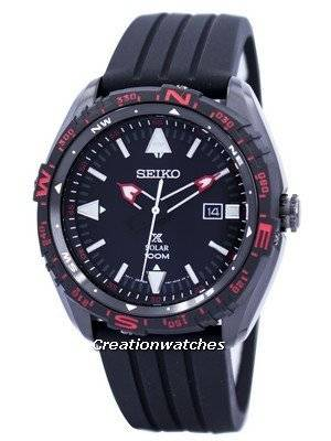 Seiko Prospex Land Solar Powered 100M SNE425 SNE425P1 SNE425P Men's Watch