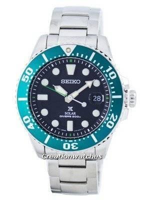 Seiko Prospex Solar Diver's 200M SNE451 SNE451P1 SNE451P Men's Watch
