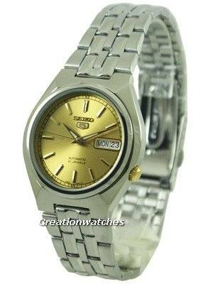 Seiko 5 Automatic 21 Jewels SNK303 SNK303K1 SNK303K Men's Watch